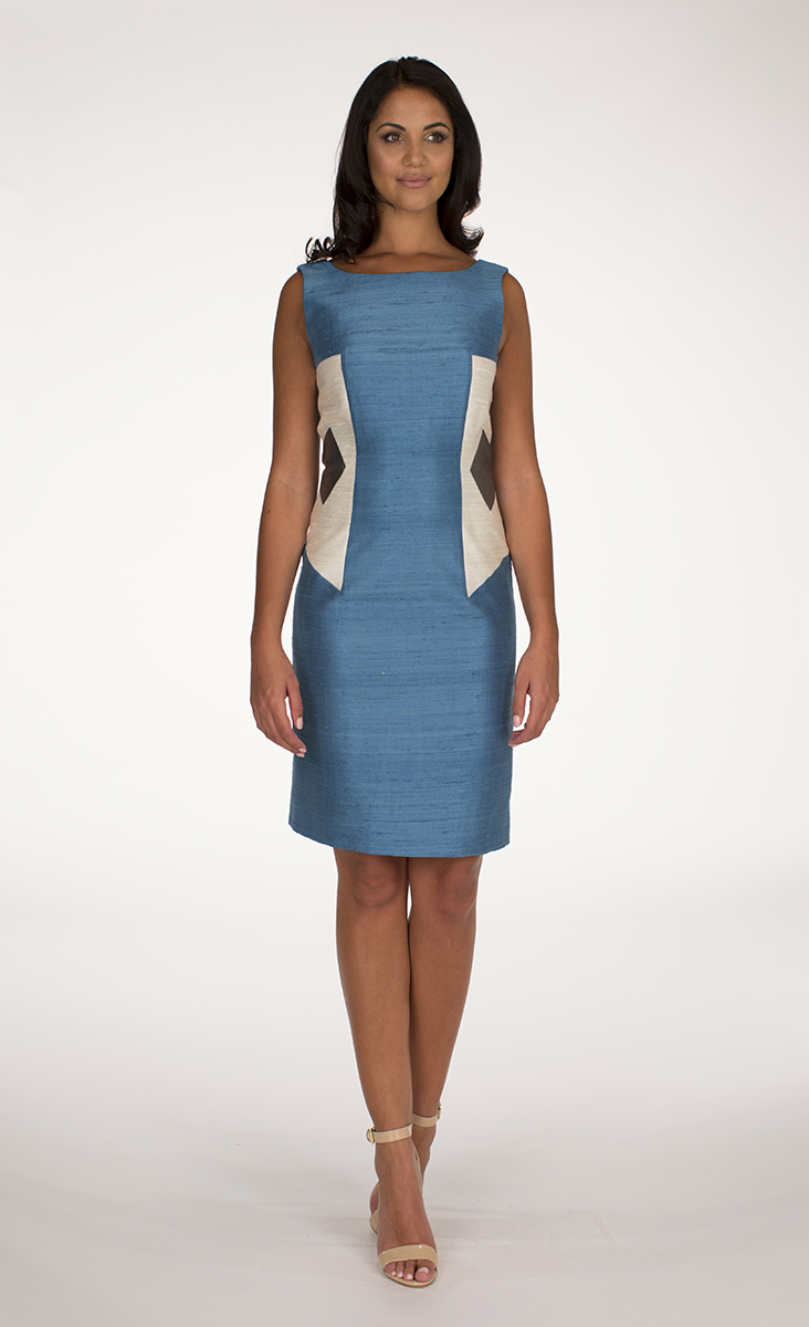 Turquoise Hasti Dress