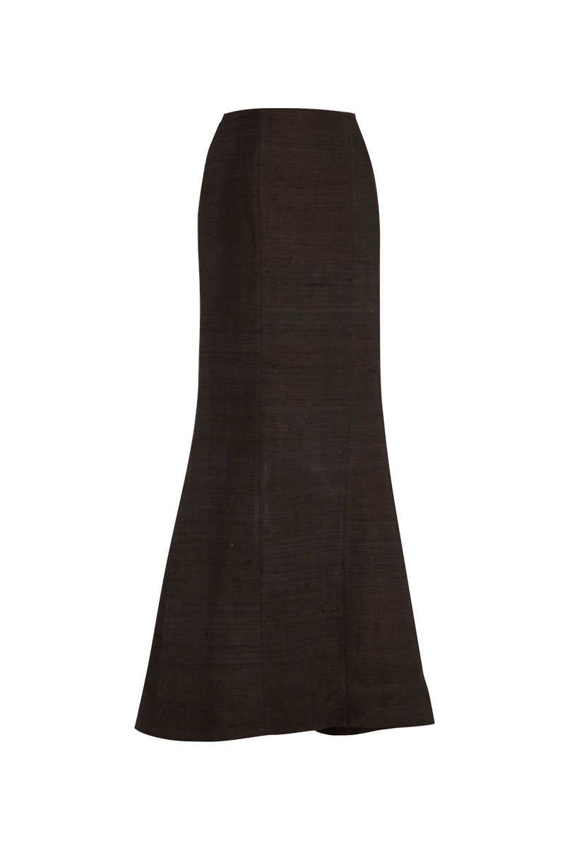 Darya Skirt Black