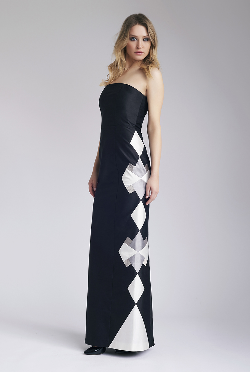 Black Maah Maxi Dress