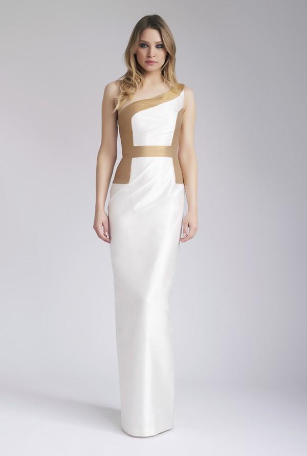 Ivory Hani Maxi Dress