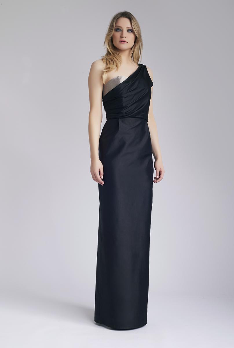 Black Mehr Maxi Dress