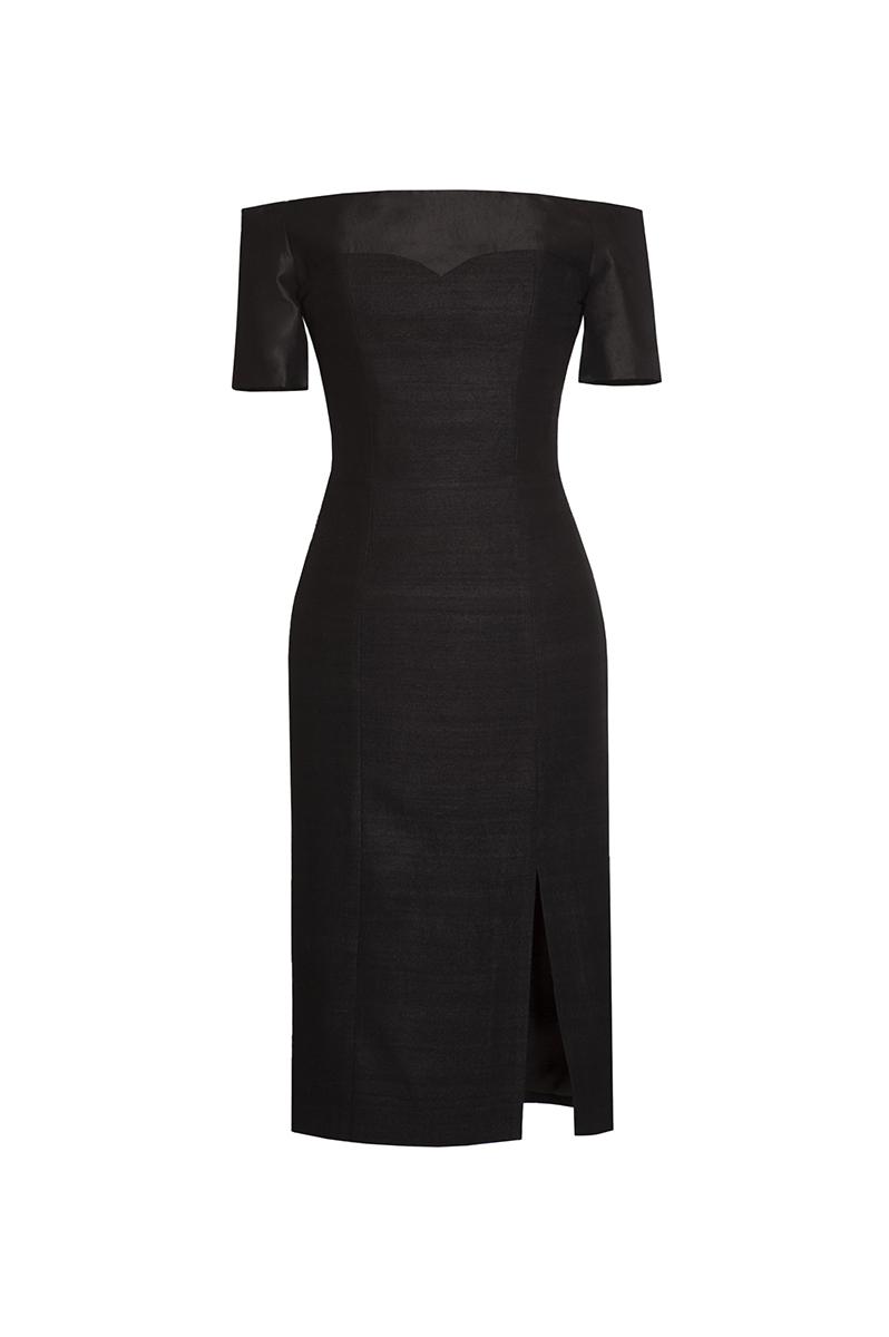 Black Ava Dress