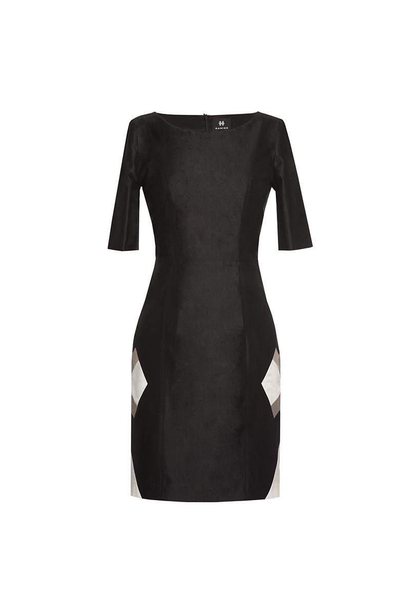 Short Sleeve Maah Dress