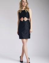 Black Mahta Dress