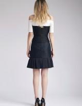 Ava Top & Black Jasmine Skirt