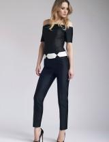 Black Nava Trousers & Ava Top