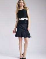 Black Nava Top & Black Jasmine Skirt