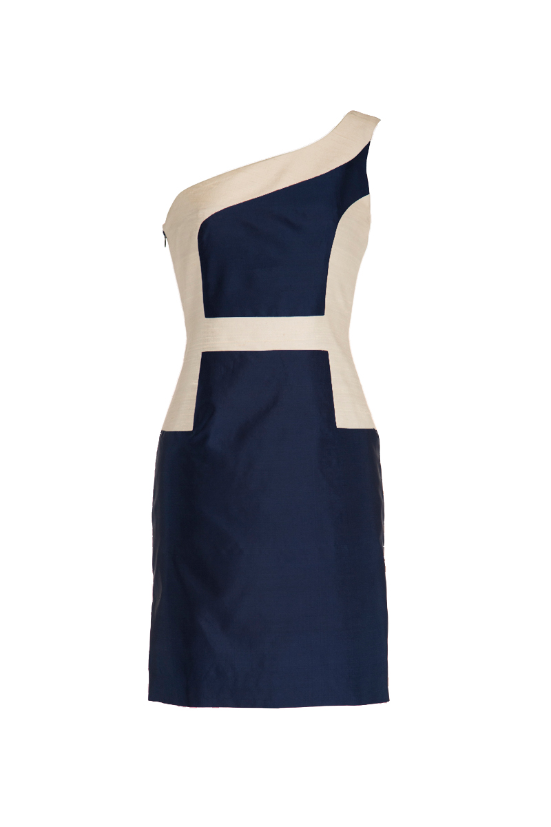 Hani Dress Navy