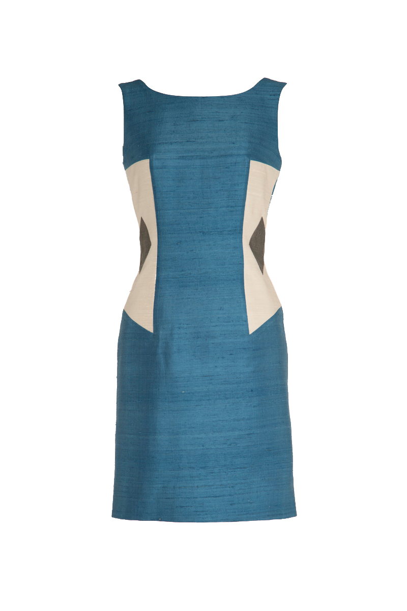 Hasti Dress Turquoise