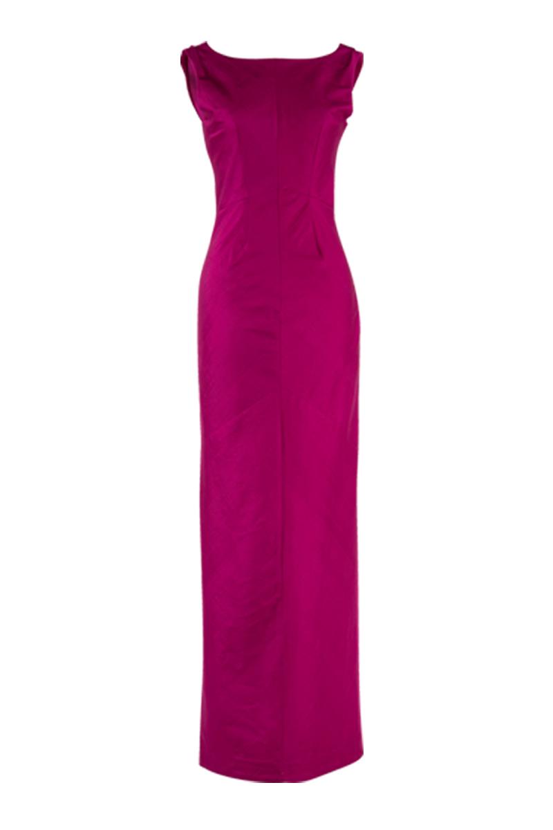 Moje Maxi Dress Pink