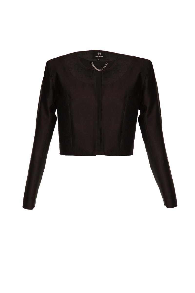 Raha Jacket Black