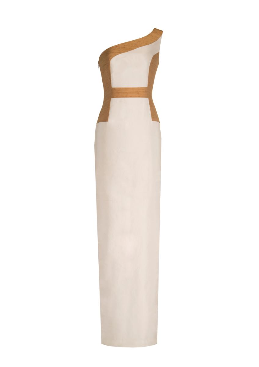 Hani Maxi Dress Ivory