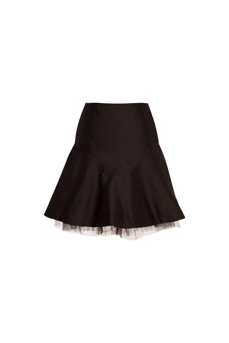 May skirt Black