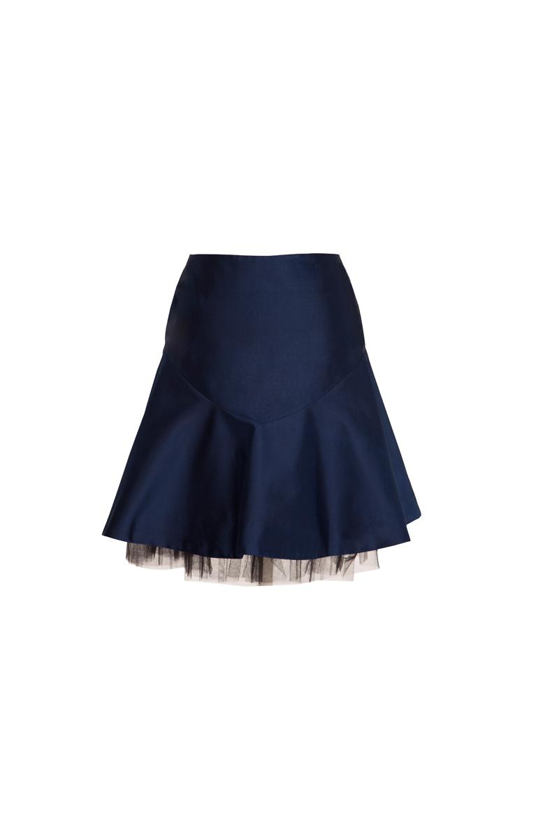 May skirt Navy