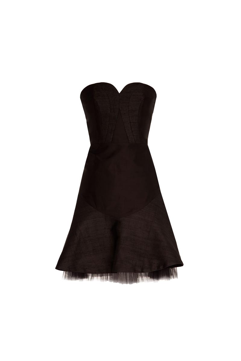 Zeba dress Black