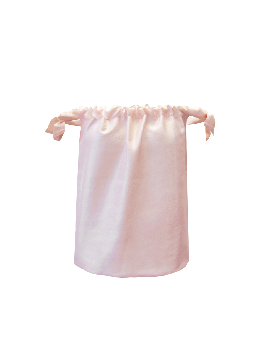 Silver & Blush pink Dove Top