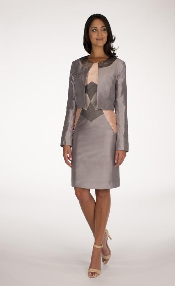 Raha Jacket Farah Dress