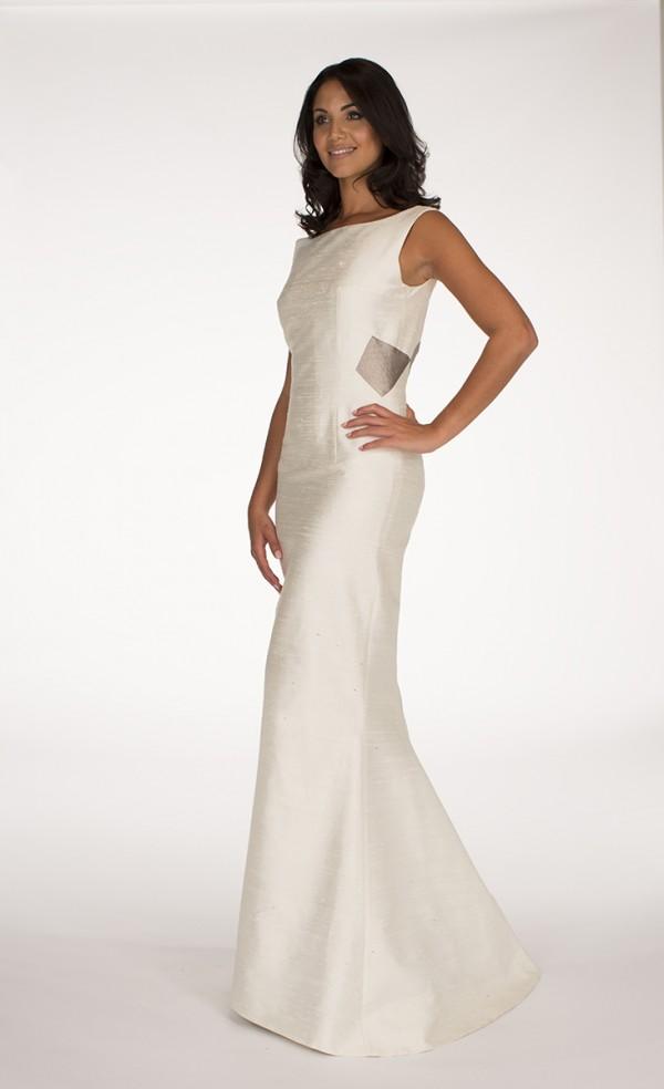Ivory Hasti Maxi Dress