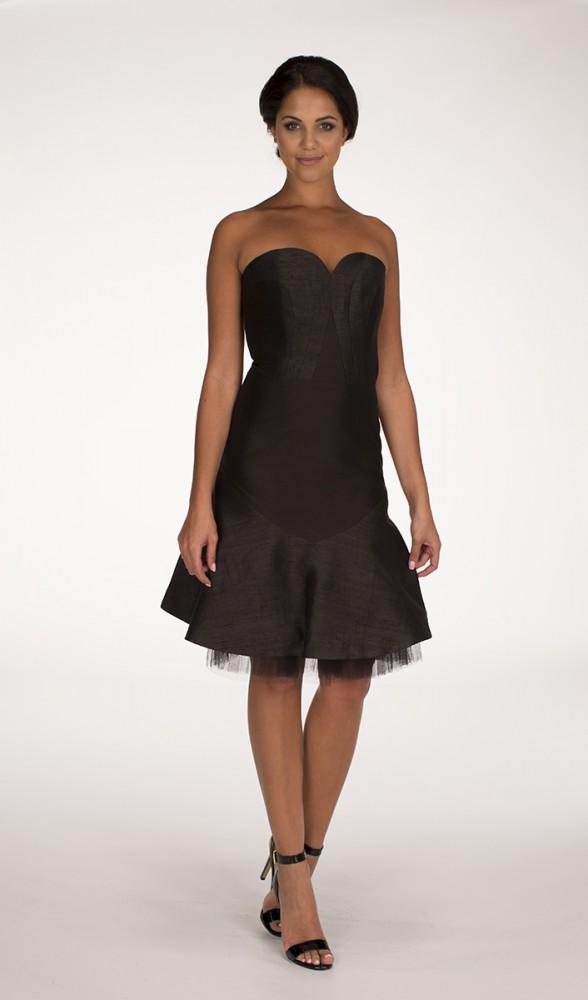 Black Zeba Dress
