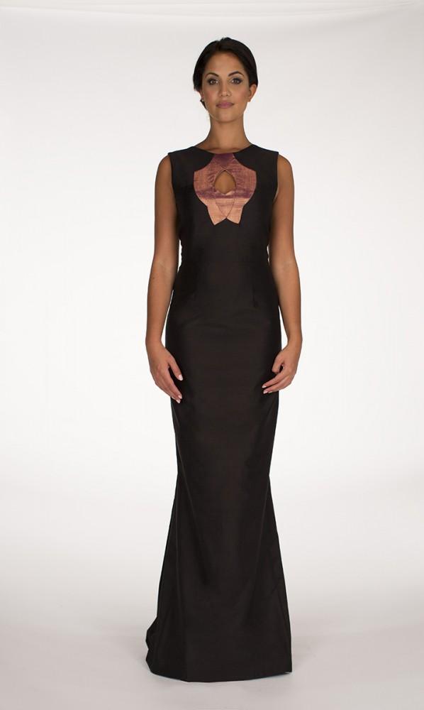 Black Yaas Maxi Dress