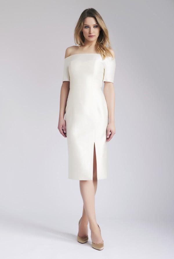 Ivory Ava Dress