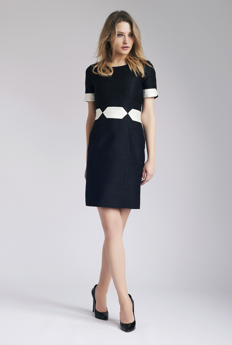 Black Nava Dress