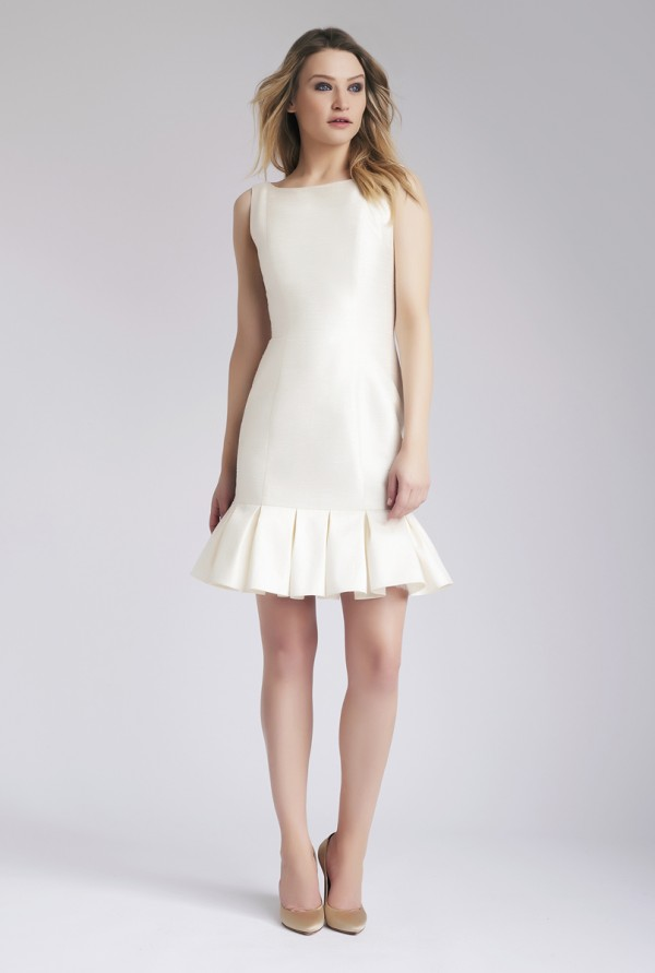 Ivory Diba Dress