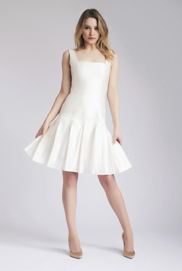 Ivory Pari Dress