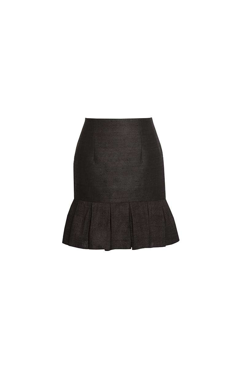 Black Jasmine Skirt