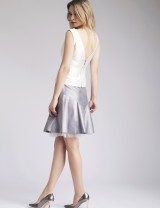 Ivory Persia Top & May Skirt