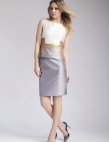 Ivory Hanieh Top & May Skirt
