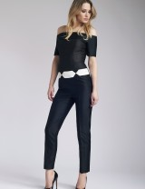 Black Nava Trousers & Ava Top