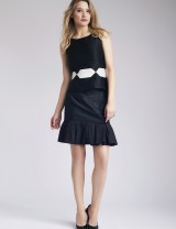 Black Nava Top & Black Jasmine Skirt