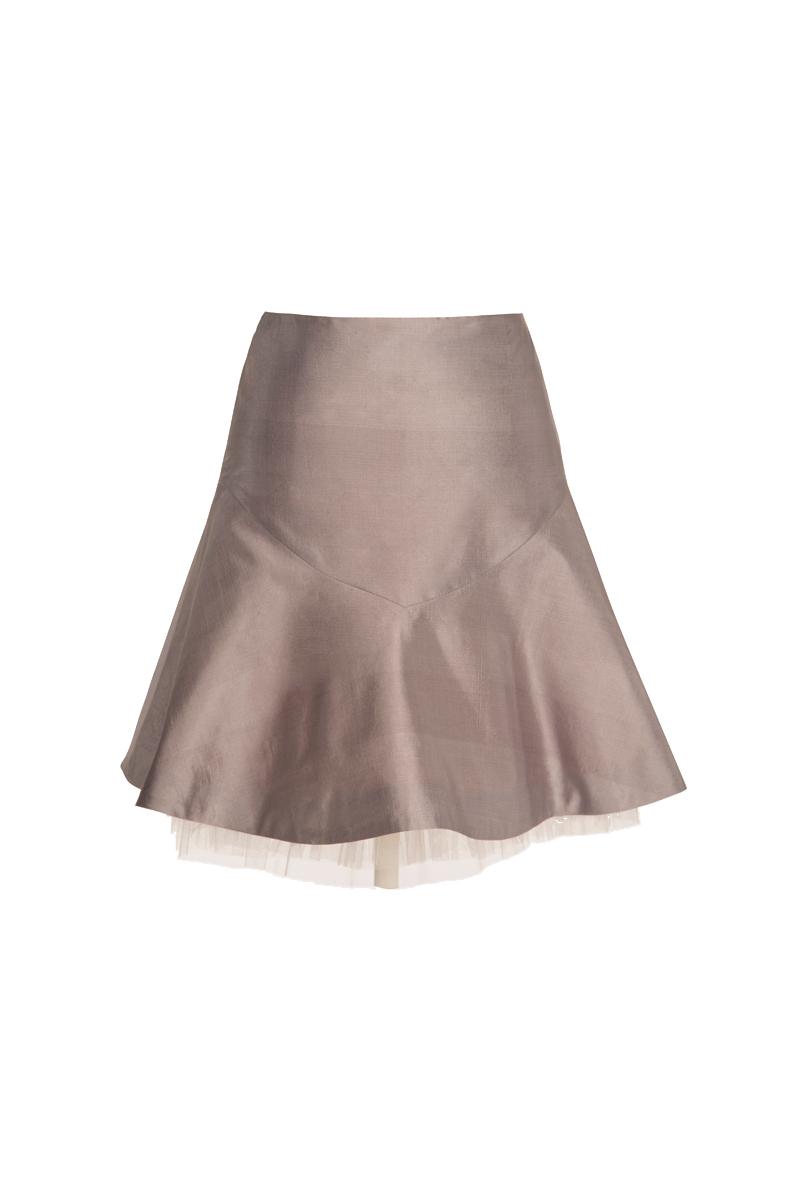 May Skirt Silver
