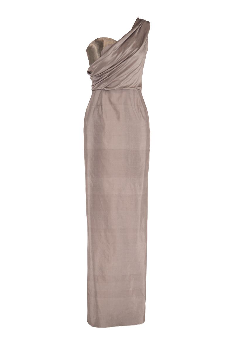 Mehr Dress Silver