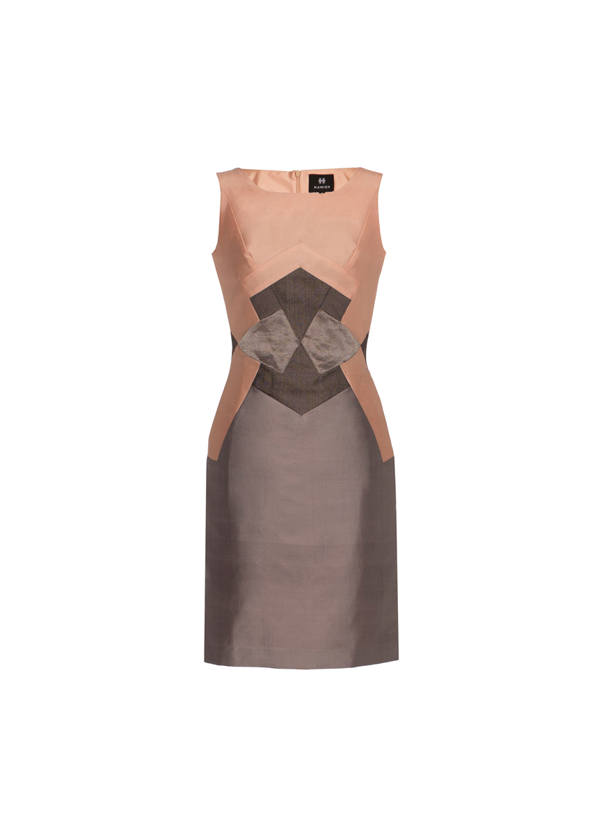 Farah Dress Blush pink