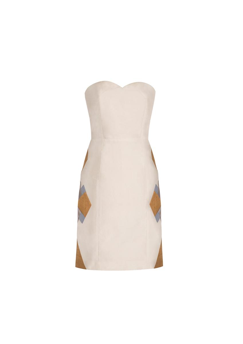 Maah Dress Ivory