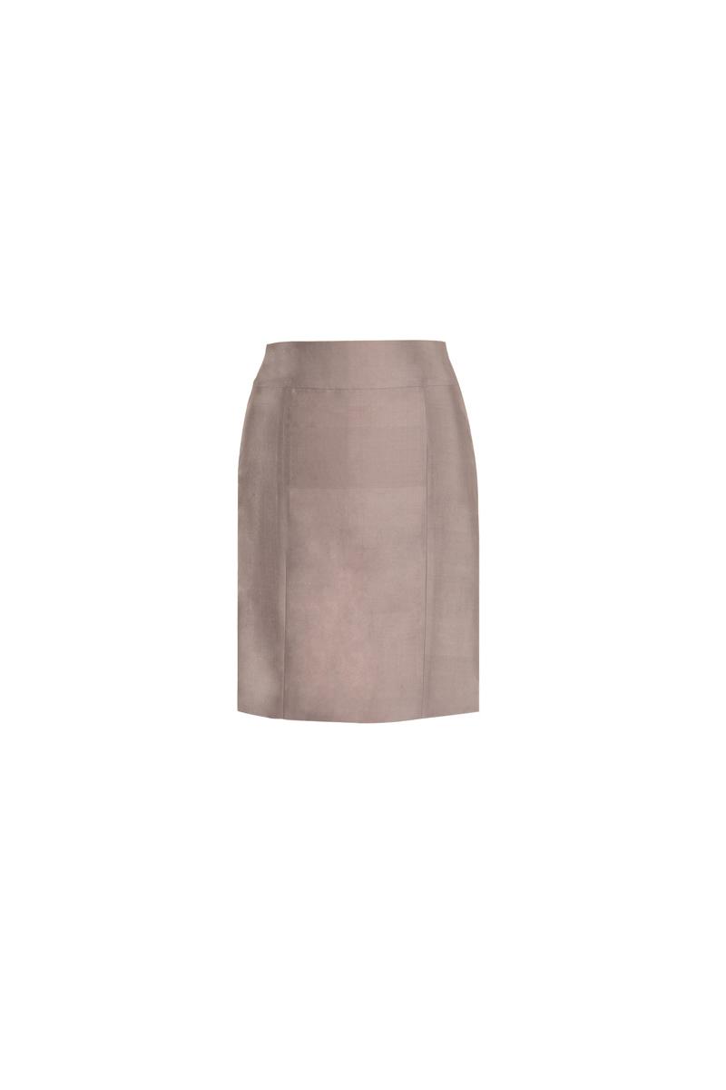Saba skirt Silver