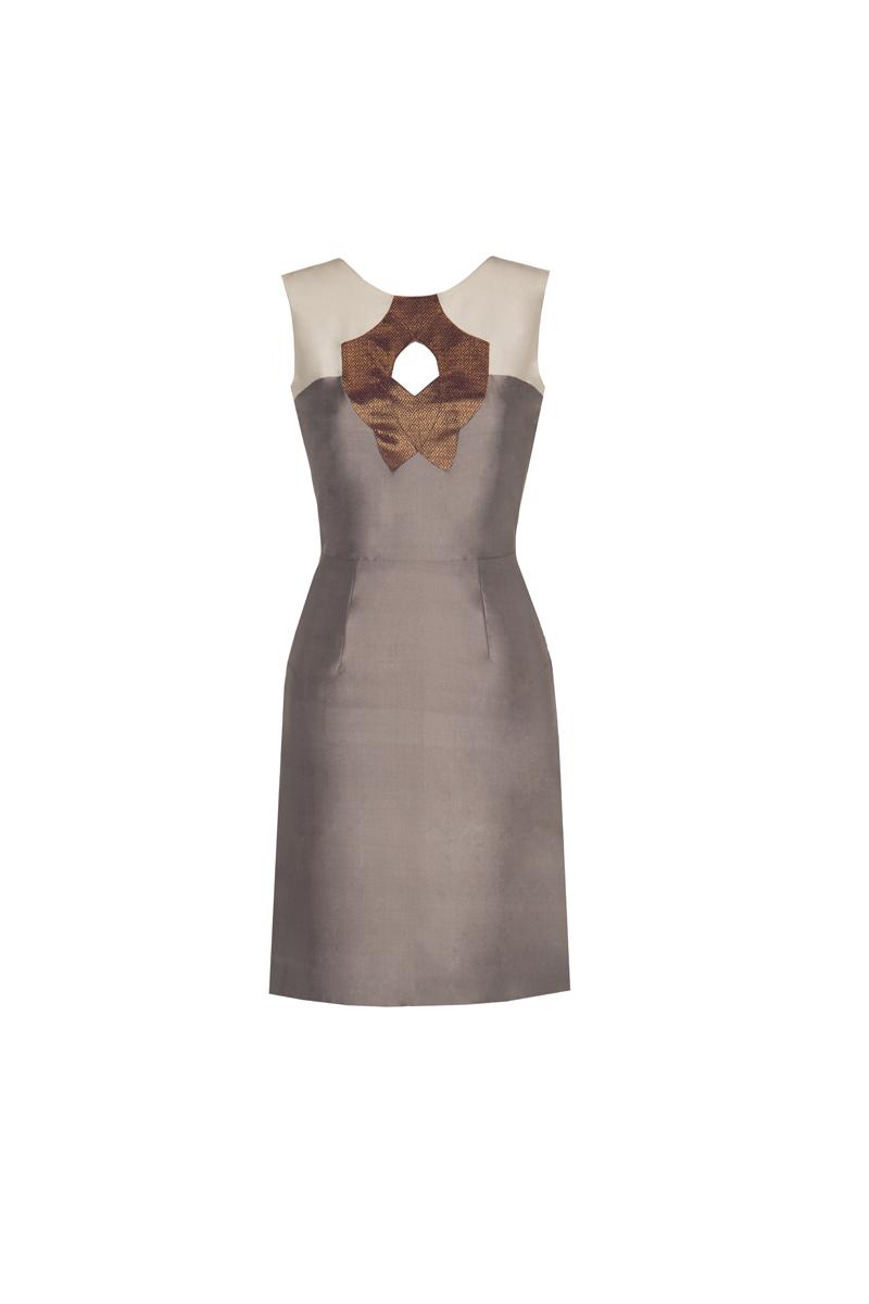 Yaas dress Silver